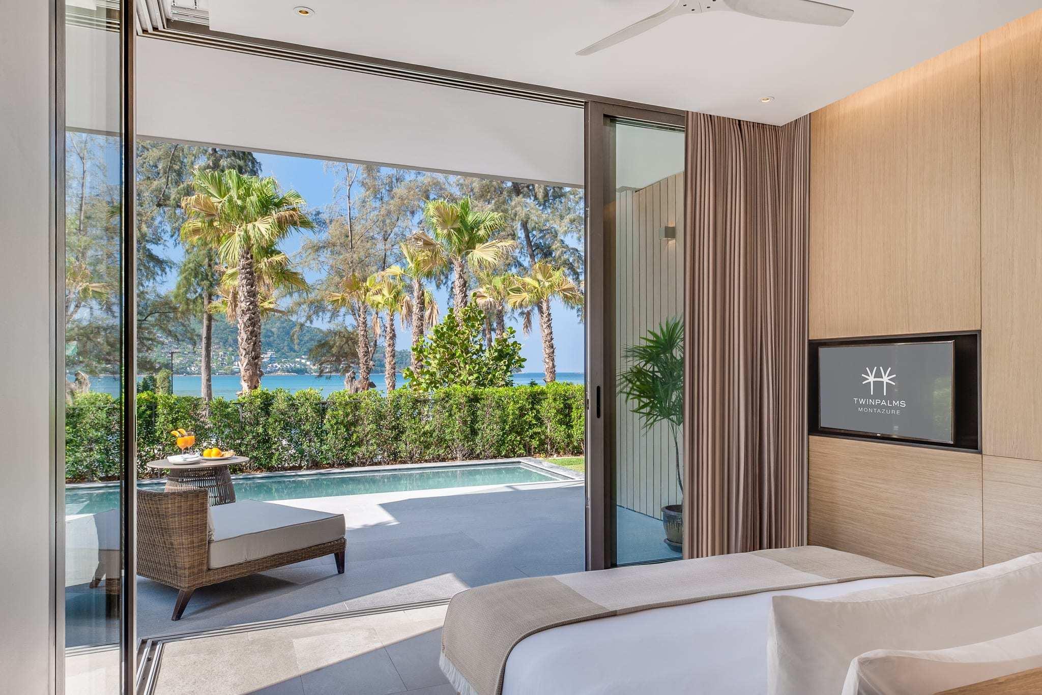 Grand Azure Private Pool Suite